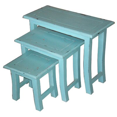 3 Piece Nesting Tables by Jeffan