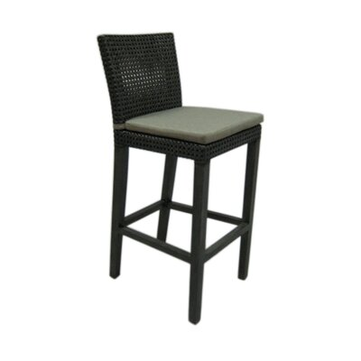 Nolete Bar Stool with Cushion by Jeffan