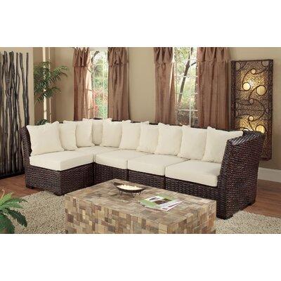 Hudson Sectional Sofa by Jeffan