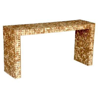 Jeffan Natural Bliss Console Table