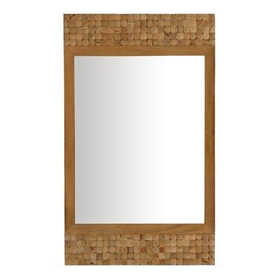 New Hampton Rectangle Mirror by Jeffan