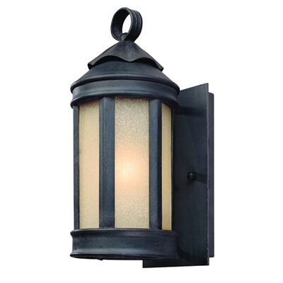 Troy Lighting Andersons Forge 1 Light Wall Lantern