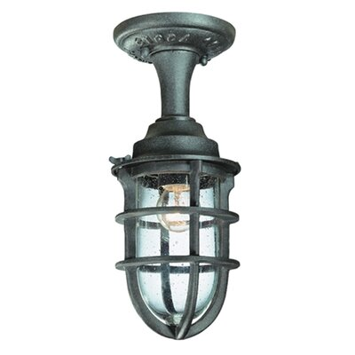 Wilmington 1 light Semi-Flush Mount Product Photo