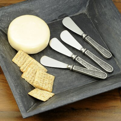 Waves Cheese Spreader by William Sheppee