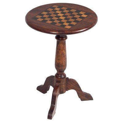 William Sheppee Pub Chess and Checker Table