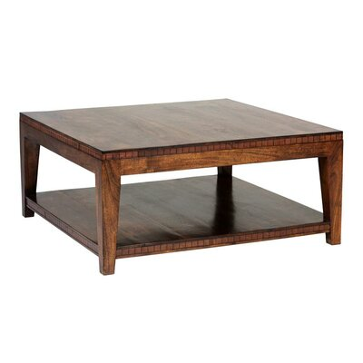 Saddler Coffee Table by William Sheppee
