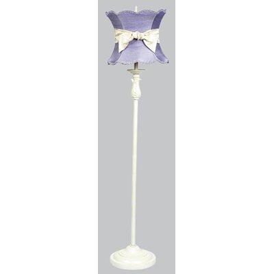 "Jubilee Collection Ridged 60"" Floor Lamp"