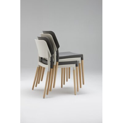 Santa & Cole Belloch Armless Stacking Chair