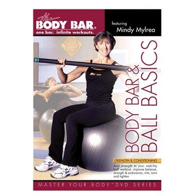 BodyBar Body Bar & Ball Basics DVD