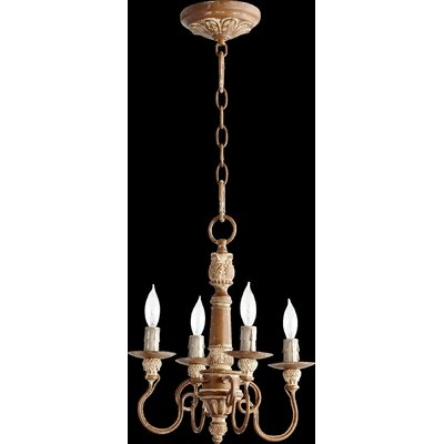 Salento 4 Light Chandelier Product Photo
