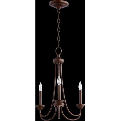 Brooks 3 Light Candle Chandelier Product Photo
