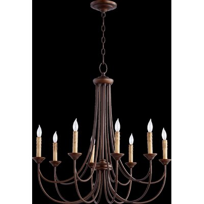 Brooks 8 Light Candle Chandelier Product Photo