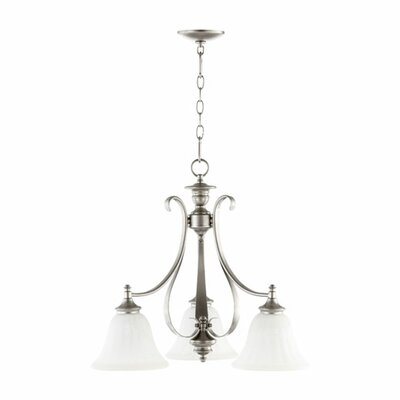Quorum Randolph 3 Light Nook Pendant