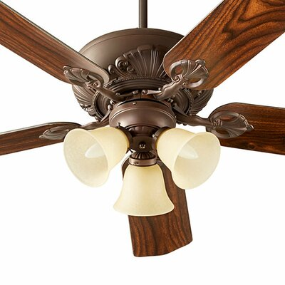 "52"" Chateaux 5 Blade Ceiling Fan Product Photo"