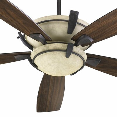 "52"" Mendocino 5 Blade Ceiling Fan Product Photo"