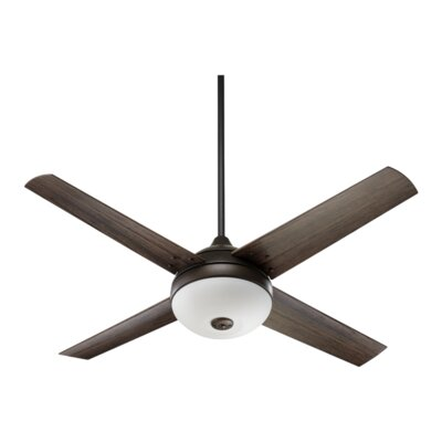 "52"" Orbit 4 Blade Patio Ceiling Fan Product Photo"