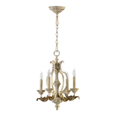 Florence 4 Light Chandelier Product Photo
