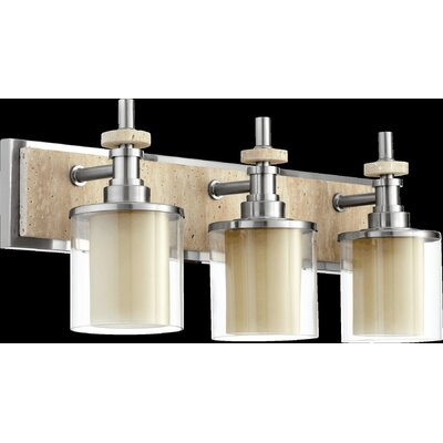 Concord 3 Light Bath Vanity Light Product Photo