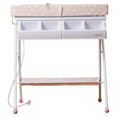 Baby Diego Bathinette Foldable Bathtub and Changer Combo