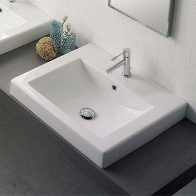 Scarabeo by nameeks built in bathroom sink reviews wayfair for Nameeks bathroom sinks