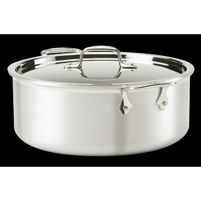 Master Chef 2 Stock Pot with Lid by All-Clad