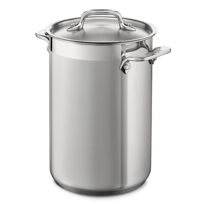 Stainless Steel 3.75-qt. Asparagus Multi-Pot with Insert by All-Clad