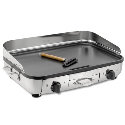"""All-Clad 13"""" x 20"""" Electric Griddle"""