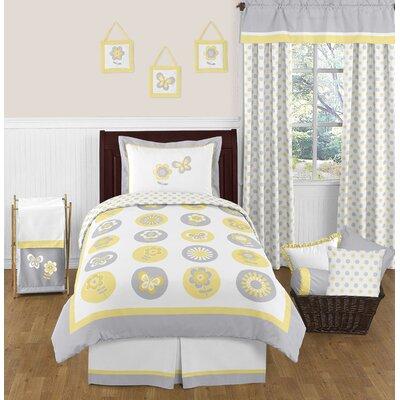 Mod Garden Bedding Collection by Sweet Jojo Designs
