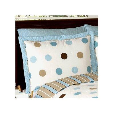 Sweet Jojo Designs Mod Dots Pillow Sham