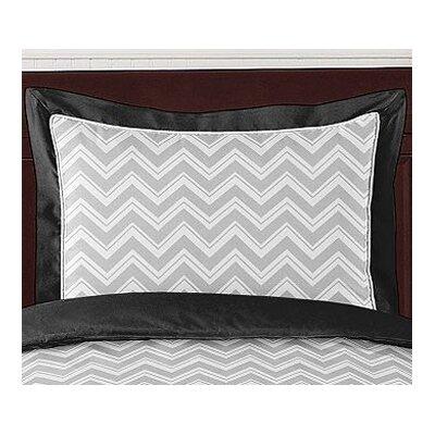 Zig Zag Pillow Sham by Sweet Jojo Designs