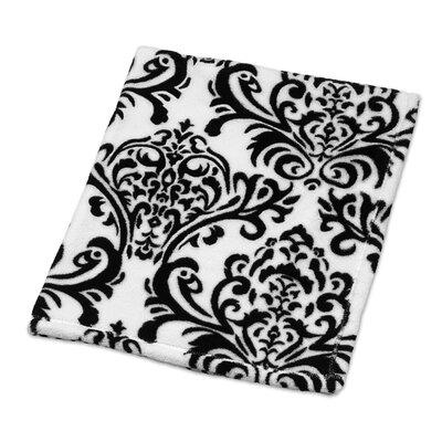 Isabella Damask Plush Baby Blanket by Sweet Jojo Designs