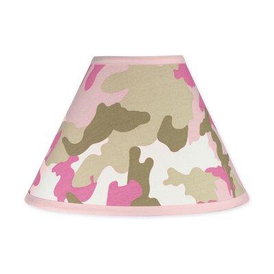 "Sweet Jojo Designs 10"" Camo Empire Lamp Shade"