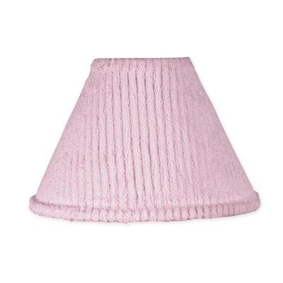 "Sweet Jojo Designs 10"" Chenille Pink Empire Lamp Shade"
