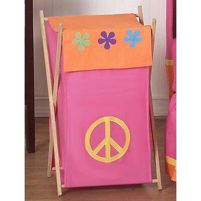 Groovy Laundry Hamper by Sweet Jojo Designs