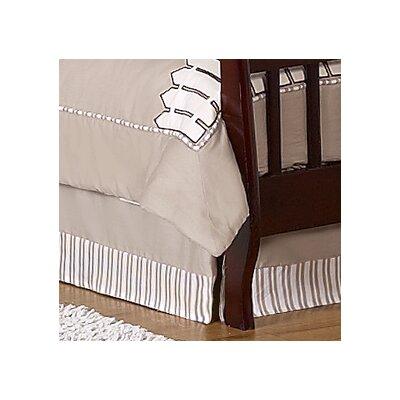 Sweet Jojo Designs Little Lamb Toddler Bed Skirt