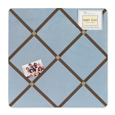 Soho Memo Board by Sweet Jojo Designs