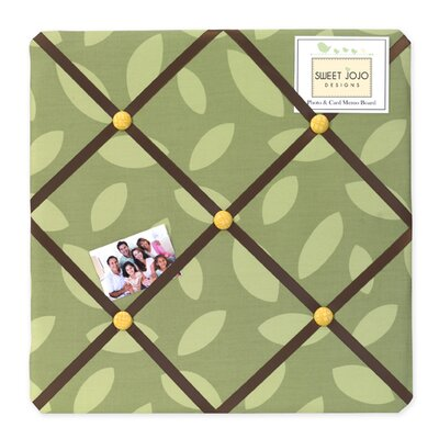 Jungle Time Memo Board by Sweet Jojo Designs