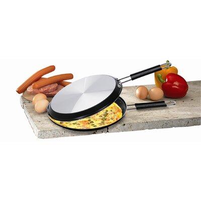 Frabosk S.P.A. 2-tlg. Antihaft-Omelettpfanne