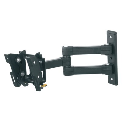 "Multi Position Extending Arm / Tilt / Swivel Wall Mount for 12"" - 25"" Flat Panel Screens Product Photo"