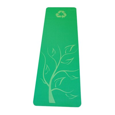 Recycled Rubber Yoga Mat by Yoga Direct