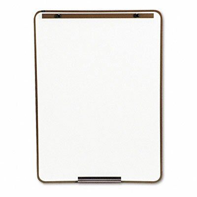 Quartet® Wall Mounted Whiteboard, 3' x 2'