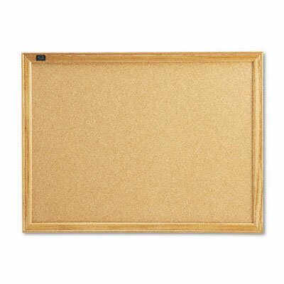 Quartet® Cork Wall Mounted Bulletin Board
