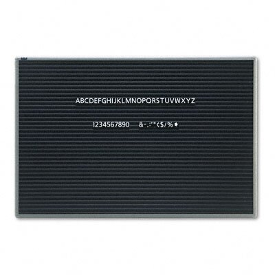 Quartet® Premium Magnetic Wall Mounted Letter Board