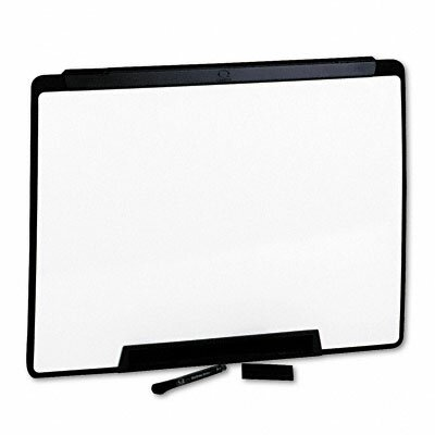 Quartet® Cubicle Motion Wall Mounted Whiteboard