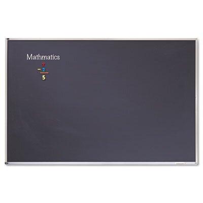 Quartet® Porcelain Black Chalkboard