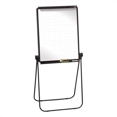 Quartet® Total Erase Presentation Free Standing Whiteboard, 5' x 2'