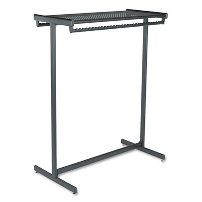 68'' H x 26'' W x 6'' D Double-Sided Garment Rack Product Photo