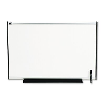 Quartet® Total Erase Marker Wall Mounted Whiteboard