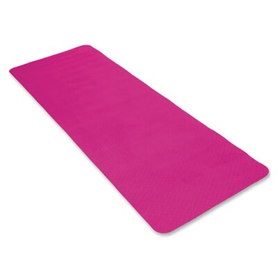 Essential Yoga Pilates Mat by Eco Wise Fitness