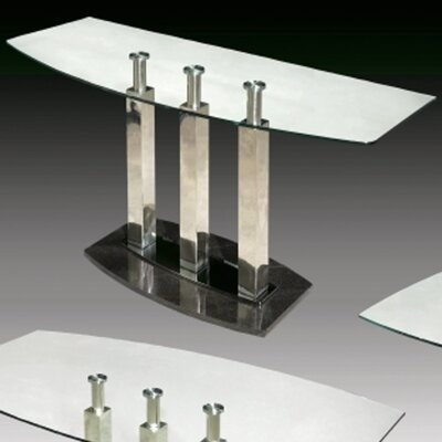 Chintaly Imports Cilla Coffee Table Set